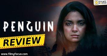 Penguin Movie Review-Tamil