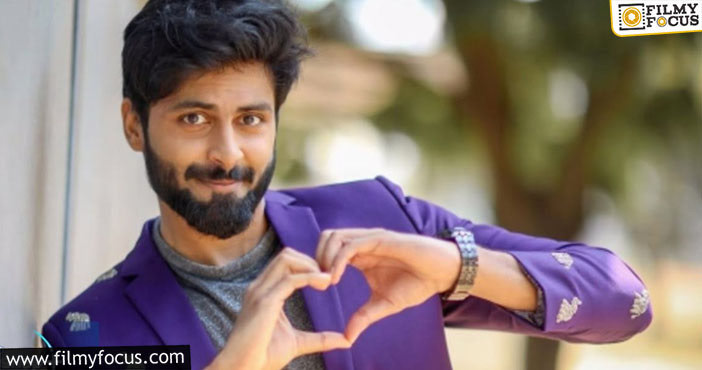 Cook With Comali Ashwin's Film Announcement