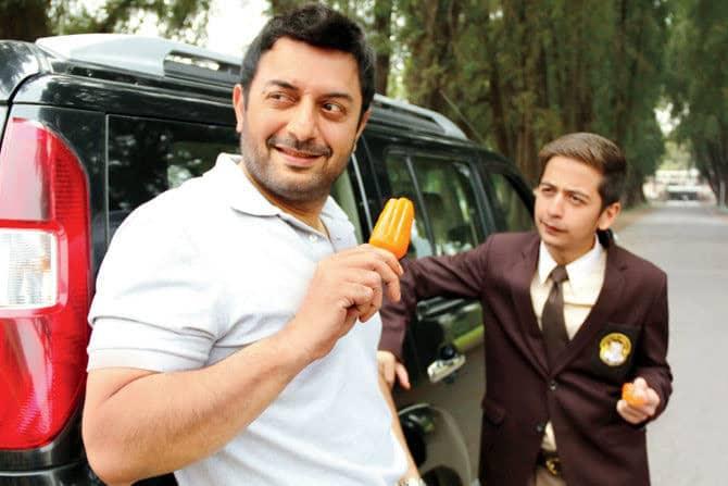 Actor Arvind Swamis Rare Photo Gallery (10)