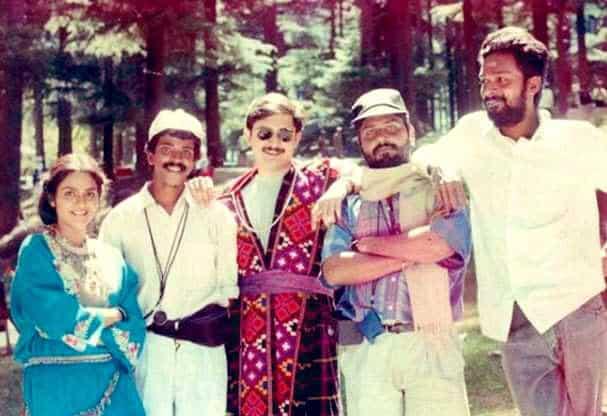 Actor Arvind Swamis Rare Photo Gallery (8)