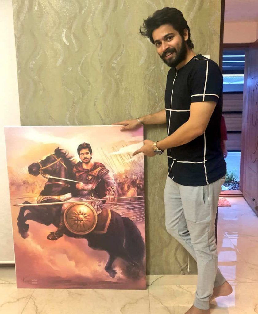Actor Harish Kalyans Rare Photo Gallery (21)