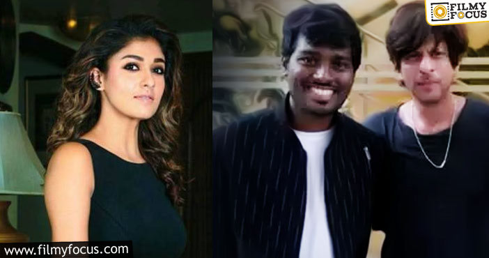 Tamil Actress To Star In Atlee And Shahrukh Khan's Film1