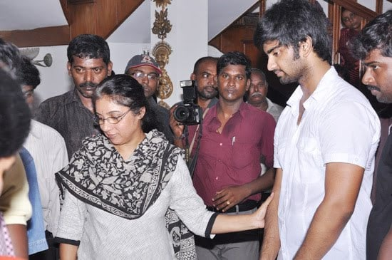Actor Atharvaas Rare Photo Gallery (14)