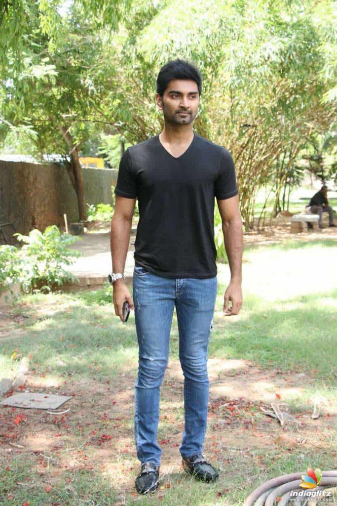 Actor Atharvaas Rare Photo Gallery (26)
