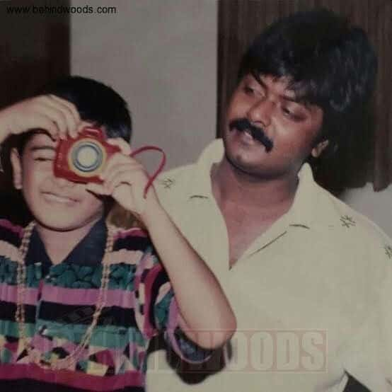 Actor Atharvaas Rare Photo Gallery (5)