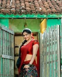 Actress Shalu Shamus Rare Photo Gallery (23)