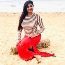 Actress Shalu Shamus Rare Photo Gallery (35)