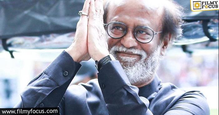 Rajinikanth Returns To Chennai This Week1
