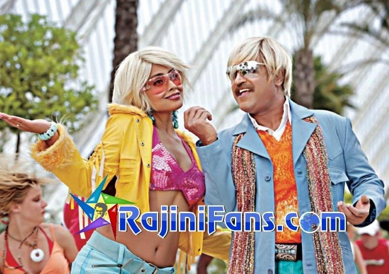 Rajinis Sivaji Movie Rare Photo Gallery (4)